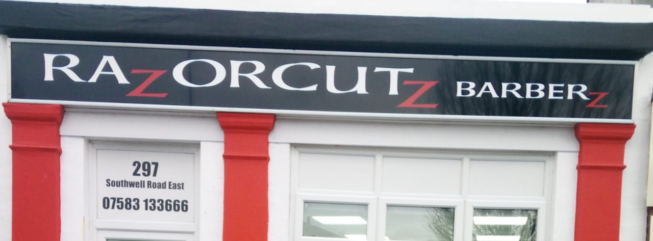 Razorcutz Barber's Rainworth